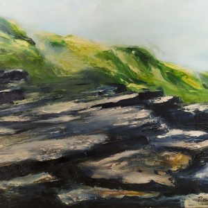 cloonagh rock